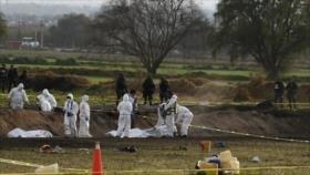 Sube a 79 cifra de muertos en la explosión de un ducto en México