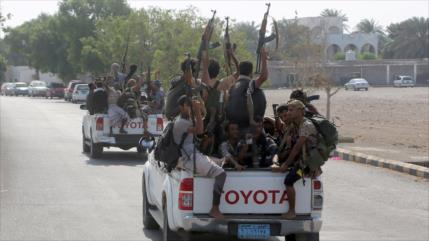 Fuerzas yemeníes toman varios sitios militares en Arabia Saudí