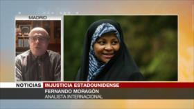 Moragón: Detención de Hashemi muestra que EEUU no respeta la ley