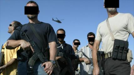'Blackwater podría reemplazar a las fuerzas de EEUU en Siria'
