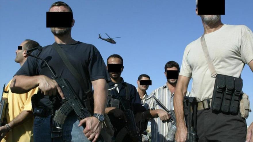 'Polémica Blackwater podría reemplazar a las fuerzas de EEUU en Siria'