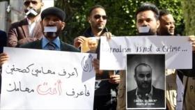 Periodistas libios denuncian asesinato del colaborador de Ruptly