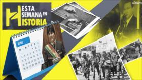 Esta Semana en la Historia: Enero 21-27
