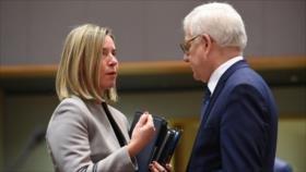 Rusia y Unión Europea no asisten a cumbre antiraní de EEUU