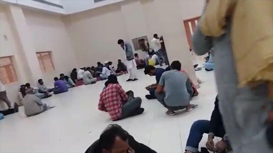 Vídeo: Arabia Saudí busca deportar a 250 refugiados Rohingya