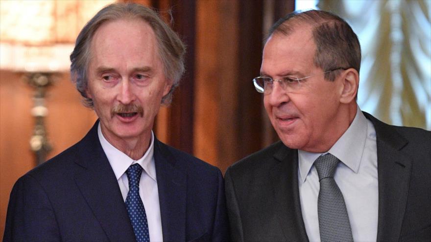 ONU: Cooperación con Rusia, clave para solución política en Siria