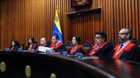 Justicia de Venezuela declara nula junta directiva del Parlamento