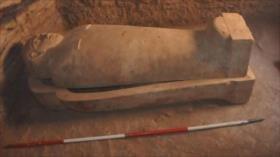Fotos: Hallan 6 tumbas de la época del Imperio Antiguo de Egipto