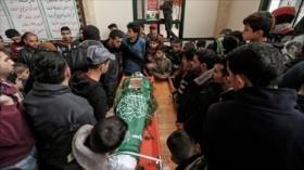 OCHA: Israel ha matado a 254 palestinos desde el marzo de 2018