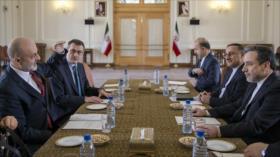 'Irán no soportará ninguna coalición que arriesgue sus intereses'
