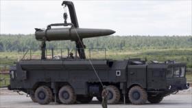 Rusia rechaza peticón de EEUU de destruir su nuevo misil crucero