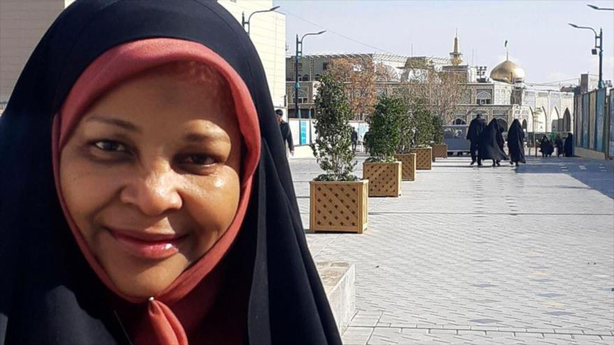 Activistas paquistaníes protestan por detención de Marzie Hashemi