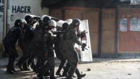 Venezuela detiene a 27 militares por rebelarse contra el Gobierno