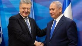 Israel y Ucrania avanzan sus lazos en medio de tensiones con Rusia