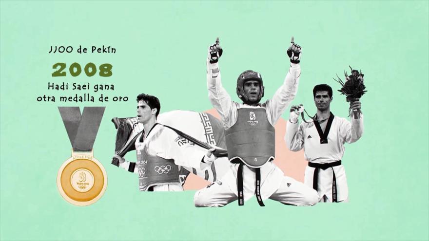 Los Primeros: El primer éxito en las artes marciales de Irán