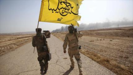 Hezbolá iraquí achaca sanciones de EEUU a fracaso de sus proyectos