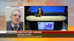 Zelaia: Arresto de Hashemi muestra pérdida de legitimidad de EEUU
