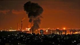 Ataque de artillería israelí contra Gaza deja un palestino muerto