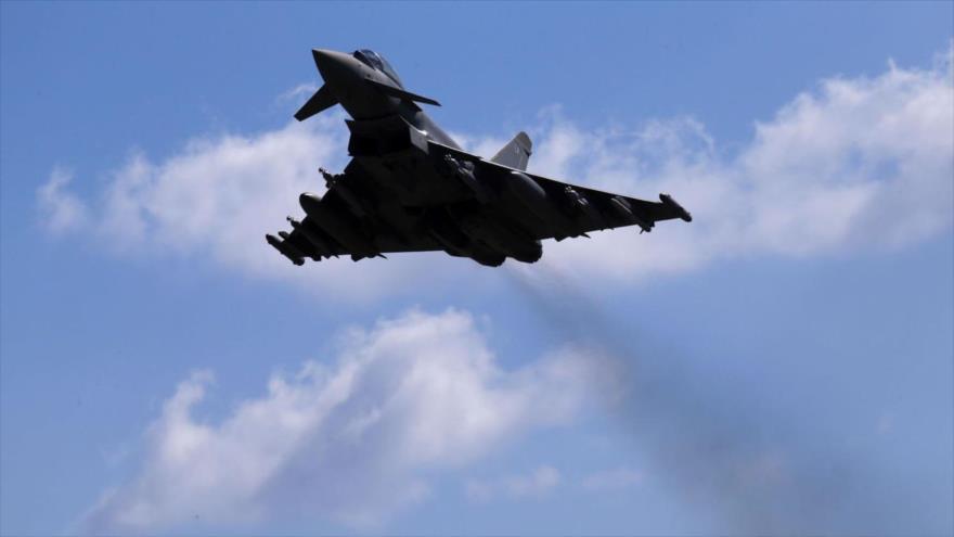 Londres retirará más de la mitad de sus cazas de Siria e Irak