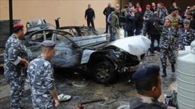 Líbano detiene a agente de Mossad por ataque a un líder de HAMAS