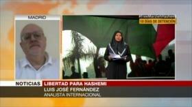 Fernández: Arresto de Hashemi es venganza de EEUU contra Press TV