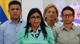 Venezuela acusa a Mike Pence de incitar al golpe de Estado