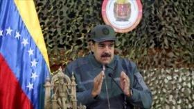 Maduro resalta coherencia de la FANB tras sublevación militar
