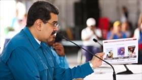 """Maduro ordena """"revisión total"""" de relaciones diplomáticas con EEUU"""