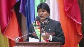 Morales resalta logros de la Presidencia más longeva de Bolivia