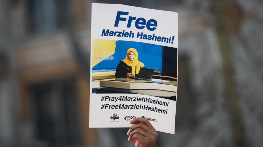 'Marzie Hashemi, detenida por la furia política de EEUU contra Irán'