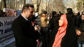 Ejarehdar: ONU debe condenar a EEUU por la detención de Hashemi