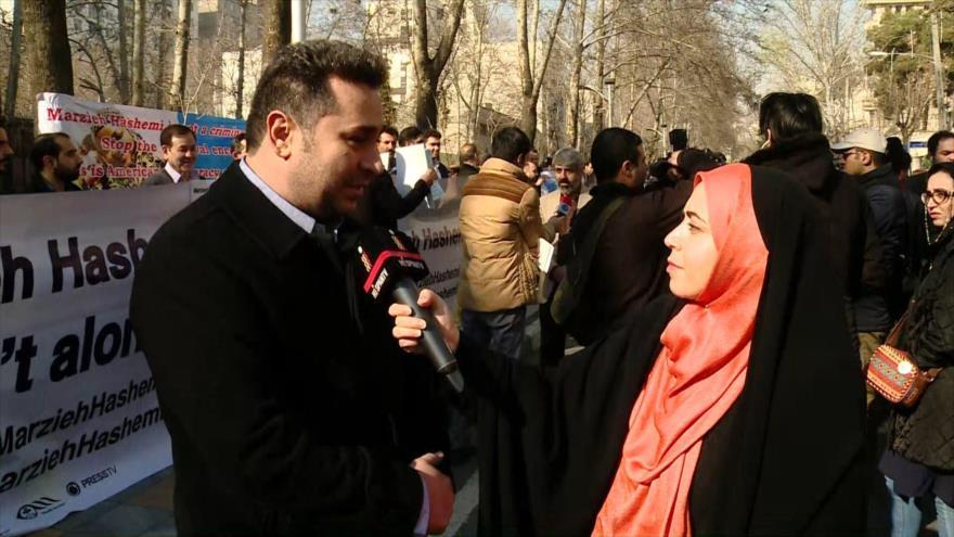 Director de HispanTV: ONU debe condenar a EEUU por detención de Hashemi