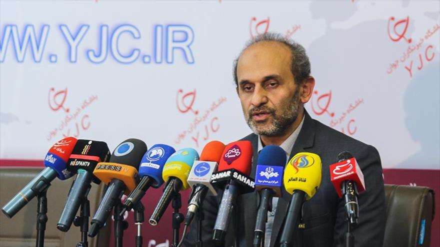 Yebeli tacha de 'bárbaro' el trato de EEUU con periodista de Press TV