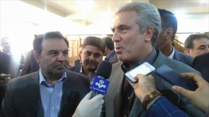 Llega a España el vicepresidente iraní para asistir a Fitur