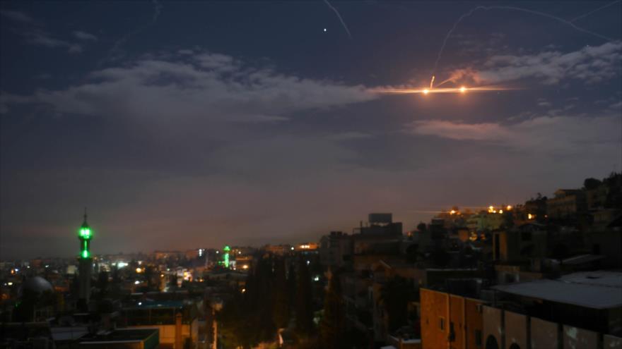 "Rusia: Israel debe poner fin a sus ""ataques arbitrarios"" contra Siria"