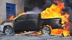 Varios heridos en la explosión de un coche en Somalia