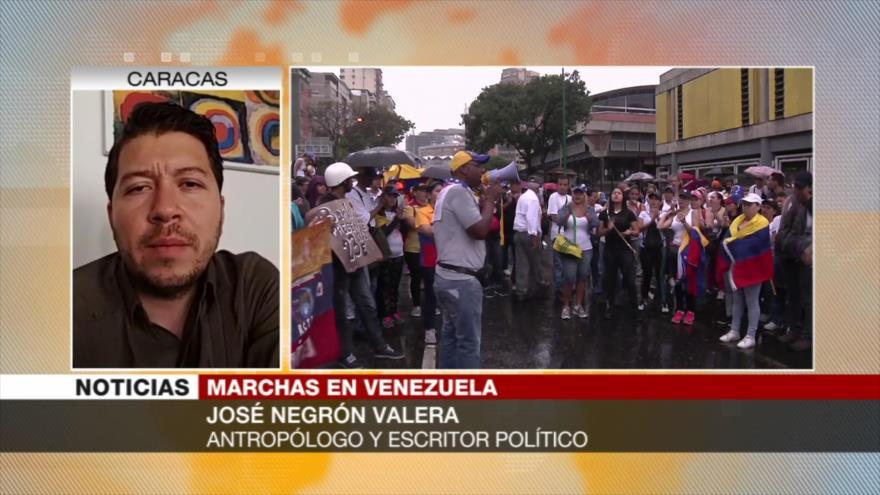 'Oposición venezolana está facilitando un golpe de Estado' | HISPANTV