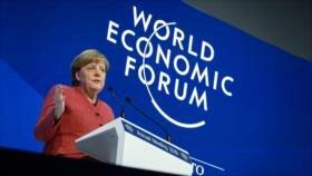 Merkel defiende el multilateralismo entre críticas a Trump