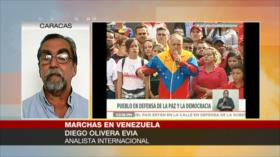 Programa especial de HispanTV sobre situación política en Venezuela