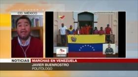 Buenrostro: La oposición en Venezuela no sabe ser democrática