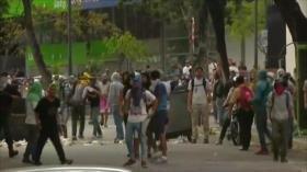 Tensión Venezuela-EEUU. Detención de Marzie Hashemi. Crisis siria