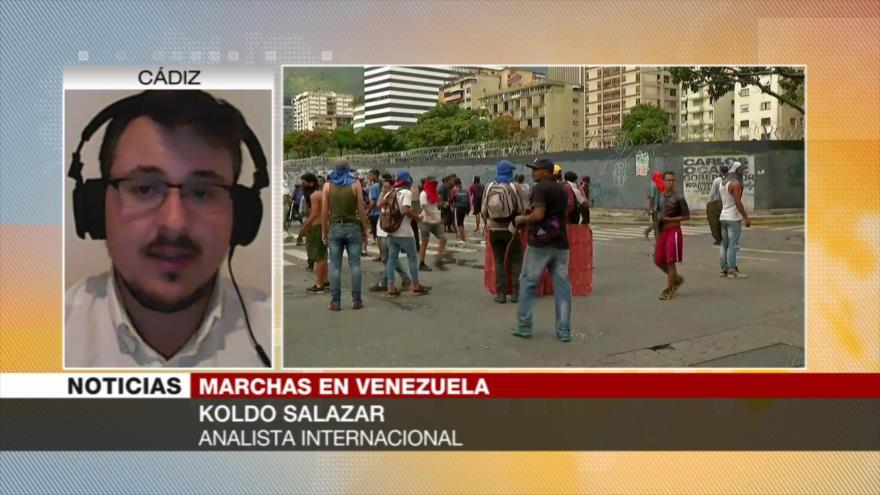 Salazar: Guaidó es parte de nuevo complot antivenezolano de EEUU | HISPANTV