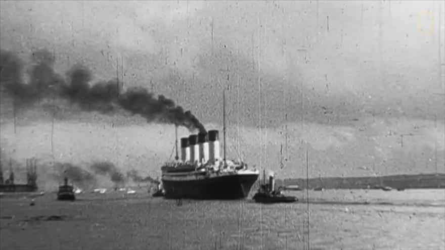 Fotos que sacuden al mundo: Titanic