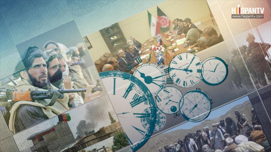 10 Minutos: Diálogos con Talibán