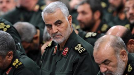 General iraní lidera lista de pensadores globales en defensa de FP