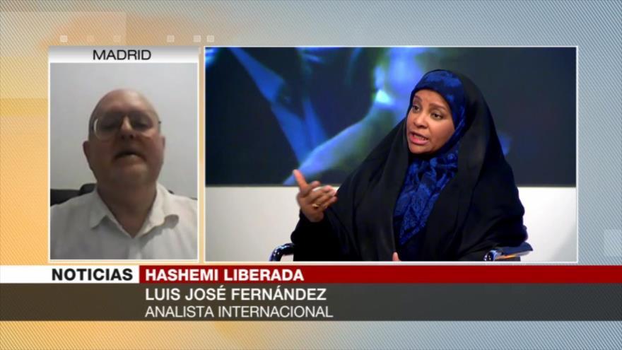Fernández: Detención de Hashemi fue una persecución política de EEUU