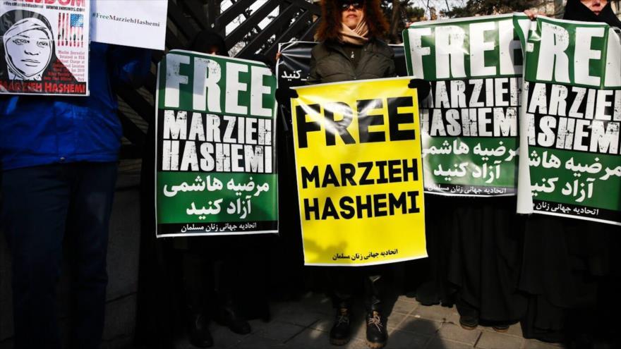 Medios de EEUU guardaron silencio ante arresto de Hashemi ¿Por qué?
