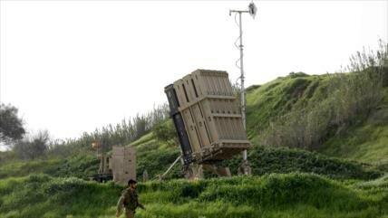 Israel instala Cúpula de Hierro en Tel Aviv tras ataques a Siria