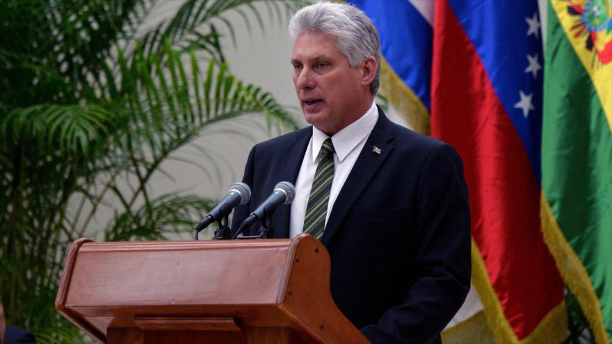 Gobierno de Cuba: Debe cesar la agresión contra Venezuela   HISPANTV