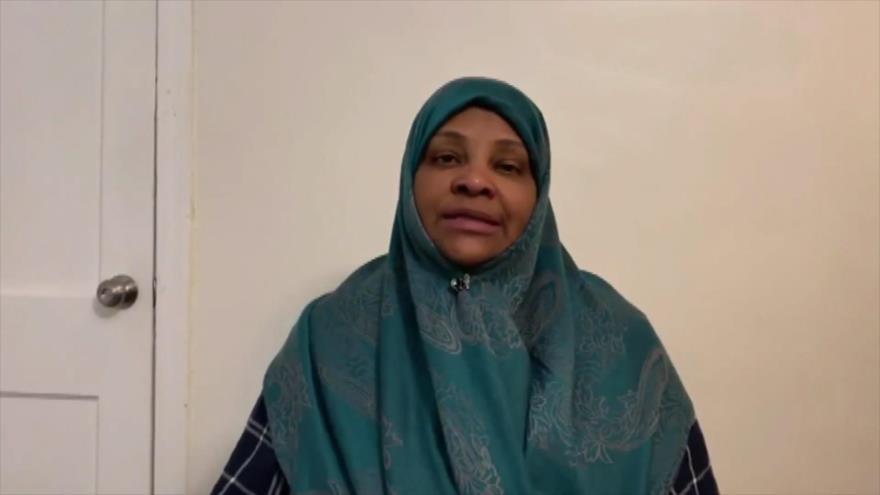 Hashemi condena injusticia en EEUU en un vídeo tras su liberación